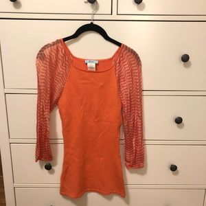 Marciano Silk Blouse NWOT